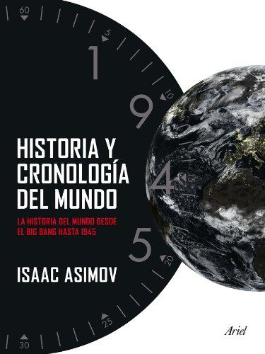 ISAAC ASIMOV - HISTORIA CRONOLOGICA DE LA CIENCIA