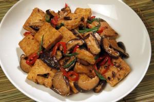 tofu estofado