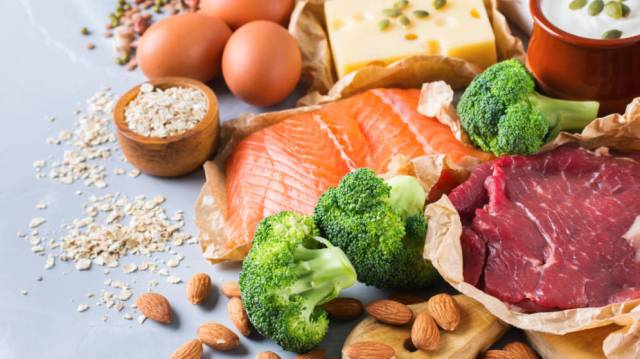 alimentos variados-lectinas -
