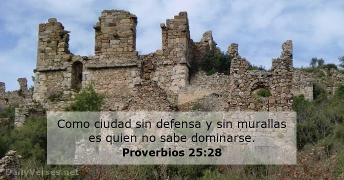 proverbios-25-28 - TEMA - 5 - PLANIFICACION